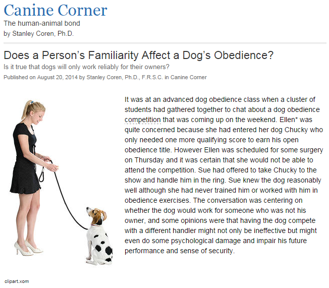 Does-a-Persons-Familiarity-Affect-a-Dogs-Obedience